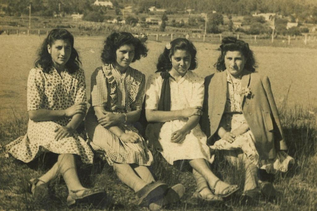 2020-03-07 – María, Ramona, Eulalia e Pancha no ano 1947