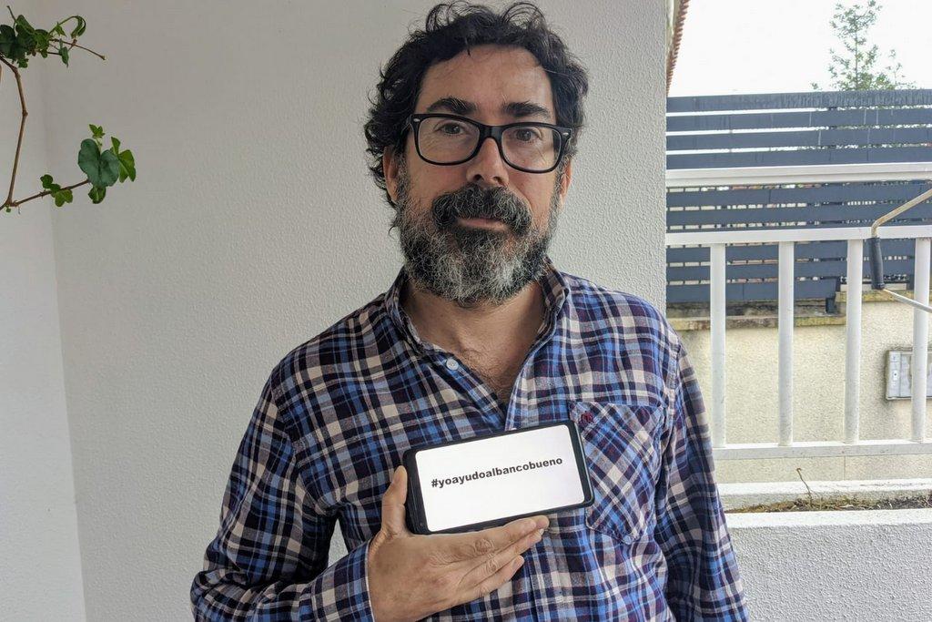 2020-04-16 – Amaro Ferreiro campaña Bco Alimentos Vigo