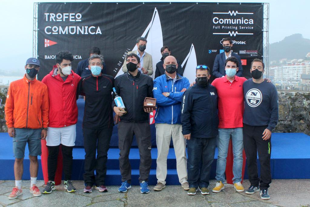 10-El Deep Blue 2.0 vencedor en ORC 3-4 – Foto © Leticia Acero