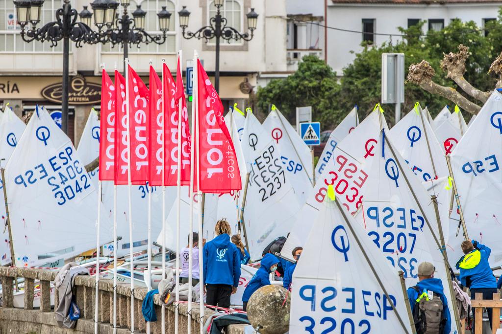 2021-04-02 – El Campeonato de España de Optimist está patrocinado por Cenor – Foto © Rosana Calvo -001