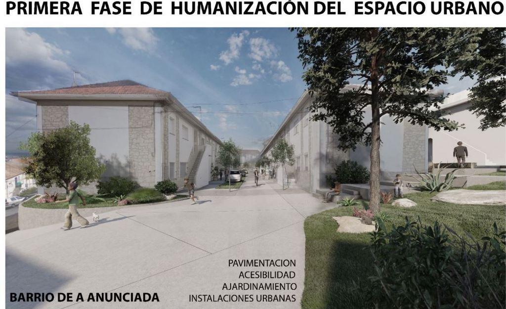 2021-07-06 – Primera Fase de Humanización del Espacio Urbano del Barrio de A Anunciada