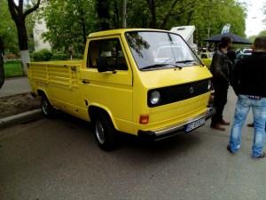 VW T3 Pritsche