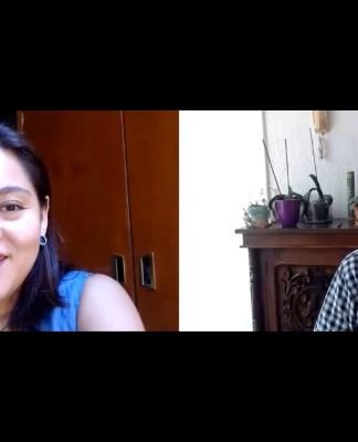 Odile Cortés entrevista Podcast