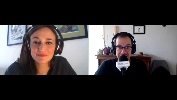 Sara Pedrola periodista podcast Valor Compartido