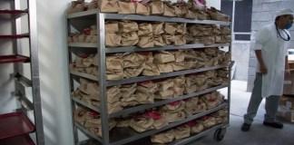 Santander dona alimentos a instituto nacional de salud