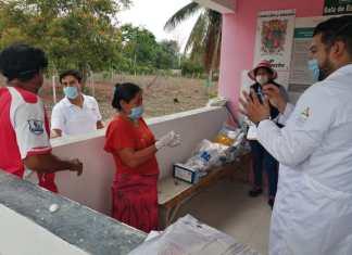 HDI entrega ayuda a comunidades indígenas por COVID-19