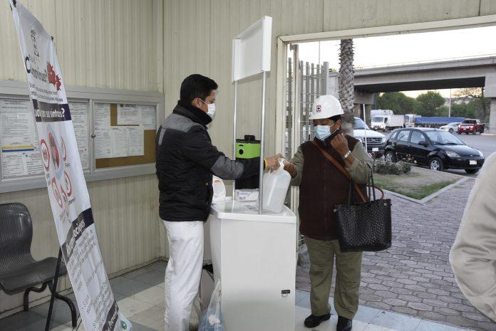 Cooperativa La Cruz Azul obtiene certificación de protocolo en seguridad sanitaria