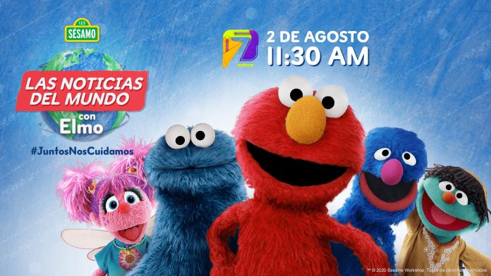 Sésamo estrena especial para acompañar a las familias de Latinoamérica durante la pandemia