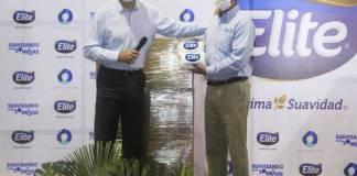 Elite dona 500 mil cubrebocas al Gobierno de Tamaulipas