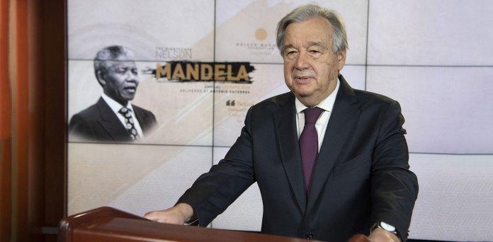 ¿Quién es António Guterres?
