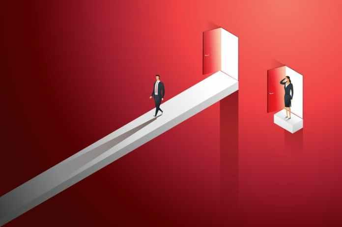La brecha de género en el trabajo