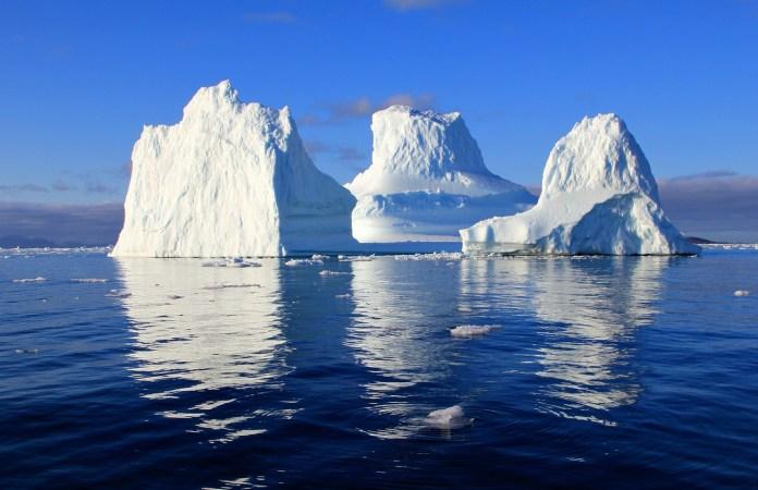 Groenlandia sigue sufriendo la perdida de capa de hielo