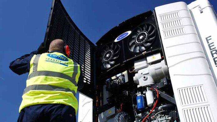 Carrier - Tecnología sustentable en equipos de refrigeración y transporte