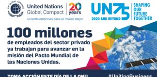 Día de Activación de la ONU en todo el mundo