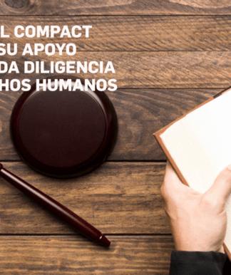 Pacto Mundial apoya la debida diligencia obligatoria en materia de DDHH