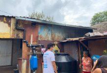 TECHO instalará sistemas de captación de agua y viviendas de emergencia