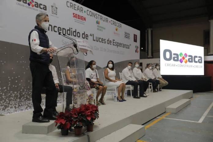 Iberdrola México y el Gobierno estatal llevan energía solar a comunidades oaxaqueñas