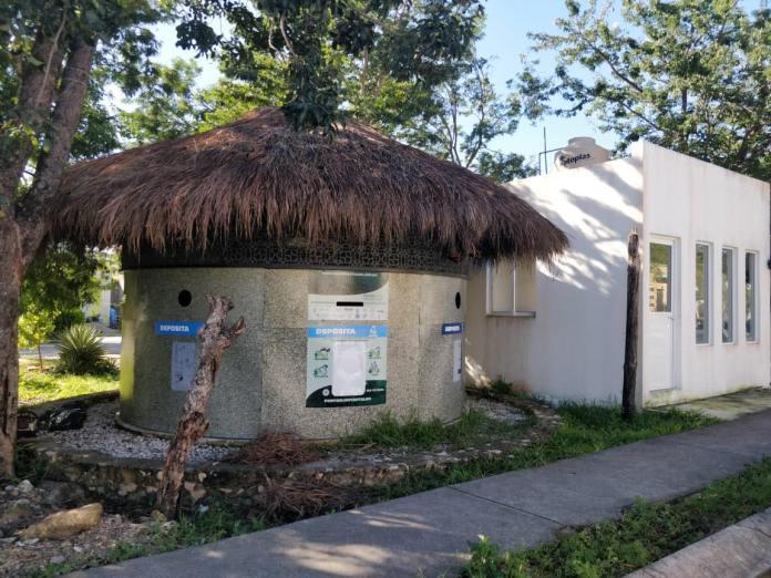 Tulum Sostenible instala centros de acopio temporales de residuos reciclables