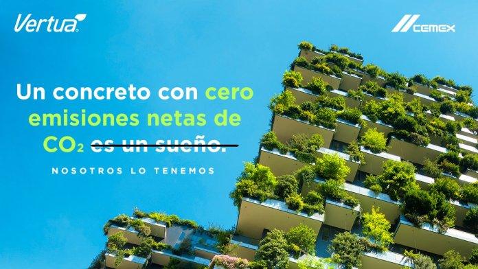 CEMEX lanza Vertua en México