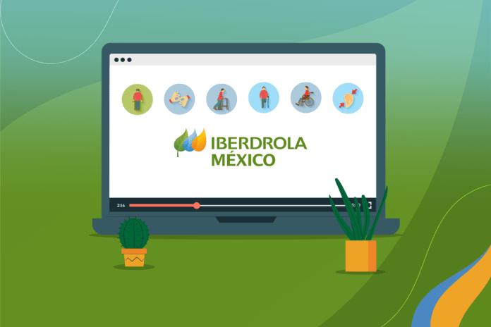 Iberdrola México a la vanguardia de la accesibilidad web