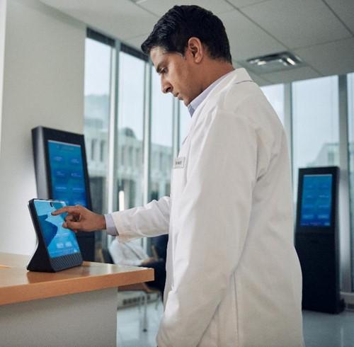 AT&T apoya al IMSS en la atención remota y oportuna de pacientes con COVID-19