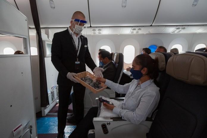 Aeroméxico recibe nivel 'Platino' por medidas de salud