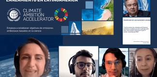 Pacto Mundial convoca a empresas de Latam a participar en Climate Ambition Accelerator