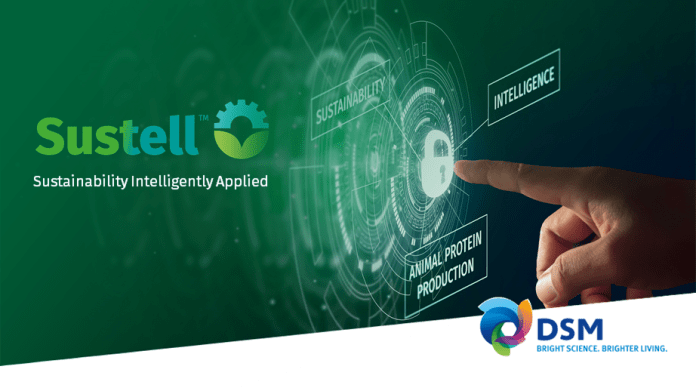 DSM lanza Sustell para mejorar la huella ambiental y la rentabilidad de la producción de proteína animal
