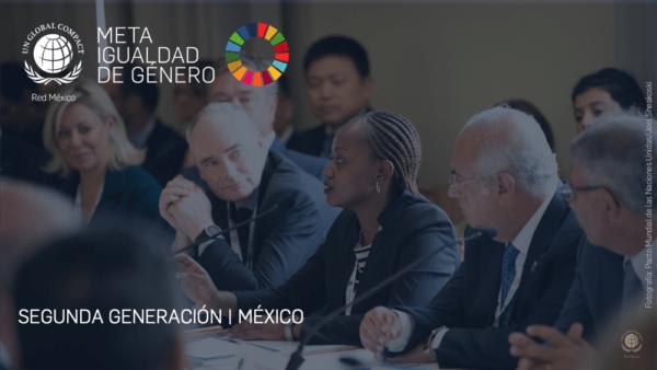 34 empresas mexicanas se inscribieron a la Segunda Generación de 'Meta Igualdad de Género'