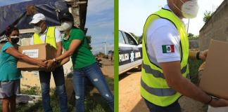 Iberdrola México entrega 2,000 despensas para apoyar a familias afectadas por las inundaciones en Oaxaca