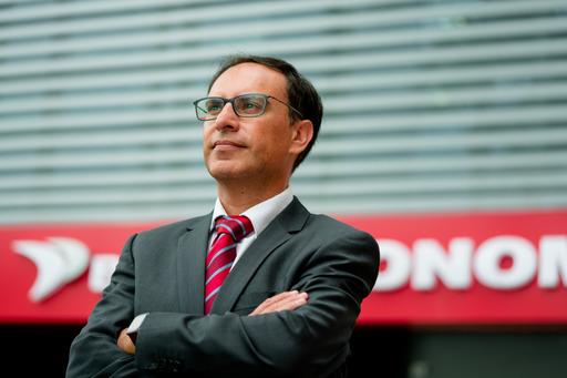 Sergio Asbún, gerente del Banco Económico con sus mejores consejos financieros.