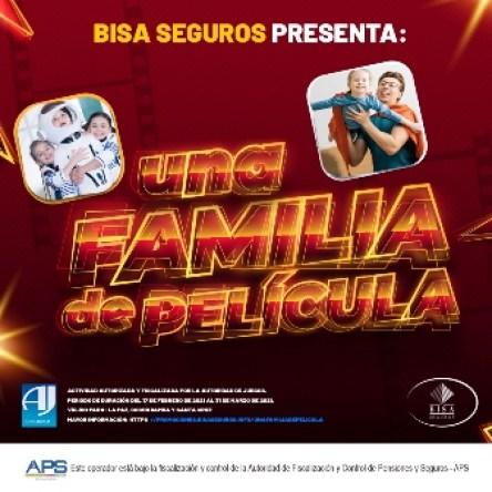 El concurso de Bisa Seguros tiene el  objetivo de brindar entretenimiento a las familias bolivianas desde sus hogares