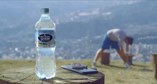 Agua de La Sierra para personas que buscan un estilo de vida sano y natural