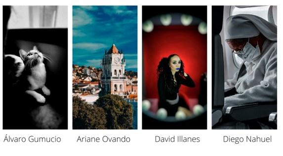 Fotógrafos bolivianos muestran sus fotografías realizadas con el Huawei P40Pro