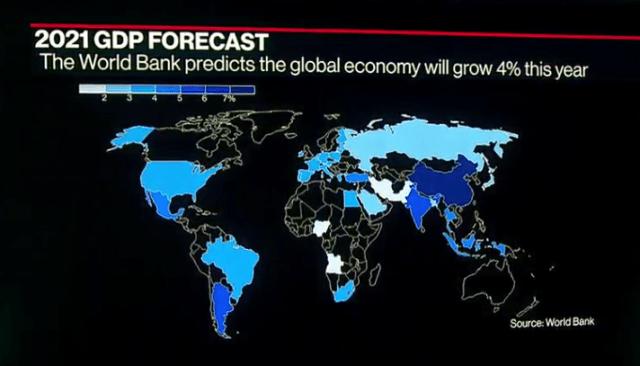 Banco Mundial: La recuperación representa una oportunidad para reconstruir mejor en América Latina y el Caribe.