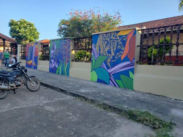 Banco Ecofuturo y CIWY promueven conciencia ambiental a través del arte mural