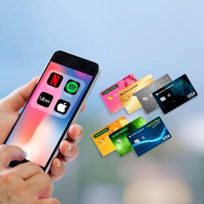 Banco Ganadero habilita pago de app favoritas para sus clientes, con seguro para sus tarjetas.