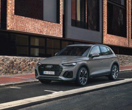 El renovado Audi Q5  llegó a Bolivia en el segundo semestre de 2021.