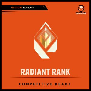Valorant Radiant Account