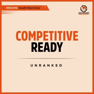 SEA Valorant Competitive Ready Account for sale