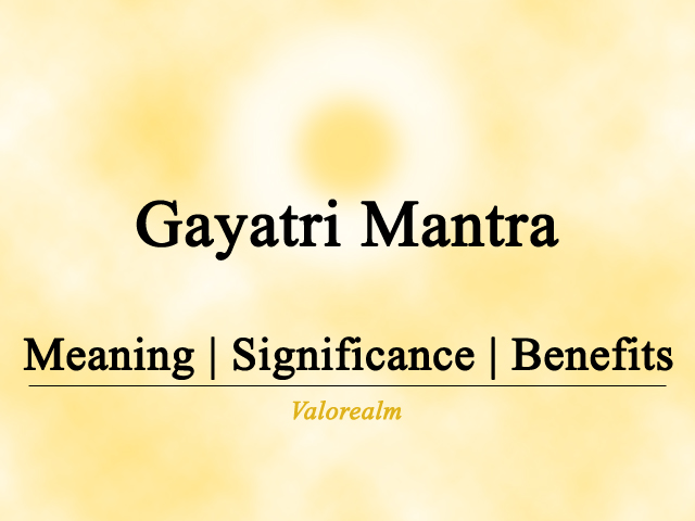 Gayatri Mantra, Gayatri Mantra Meaning, Gayatri Mantra Benefits, Vishwamitra, Vishwamitra Story