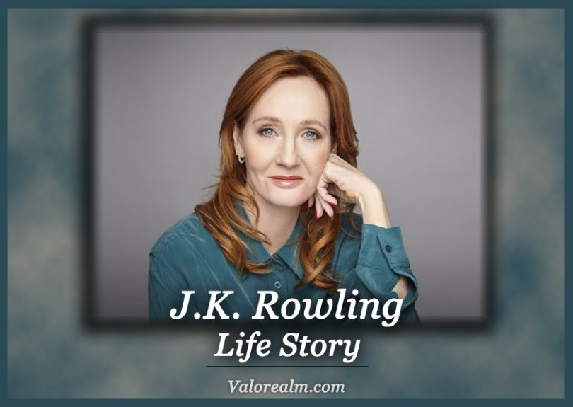 Biography of JK Rowling, JK Rowling Life Story, JK Rowling, Harry Potter, English Literature, Fantasy World, JK Rowling Books