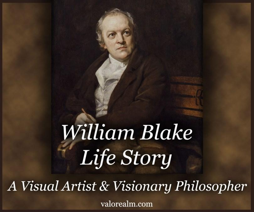 William Blake, William Blake Biography, Biography of William Blake