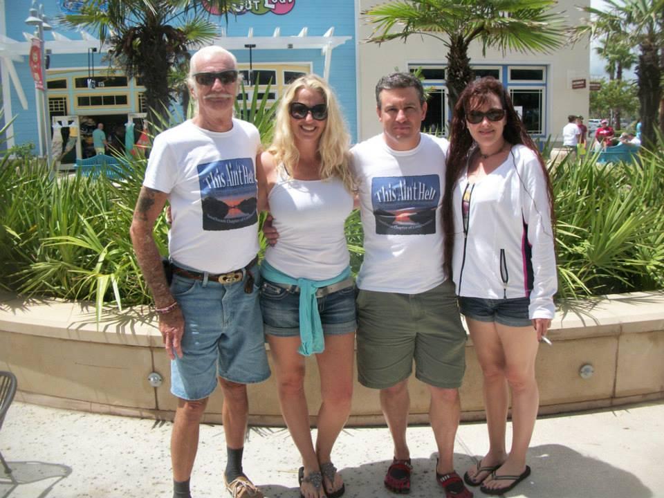 TAH Fan Club somewhere in Florida