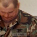 Sam Waters Army SEAL turd.