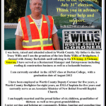 Willis campaign