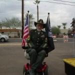 Rodney Pratt wheel chair