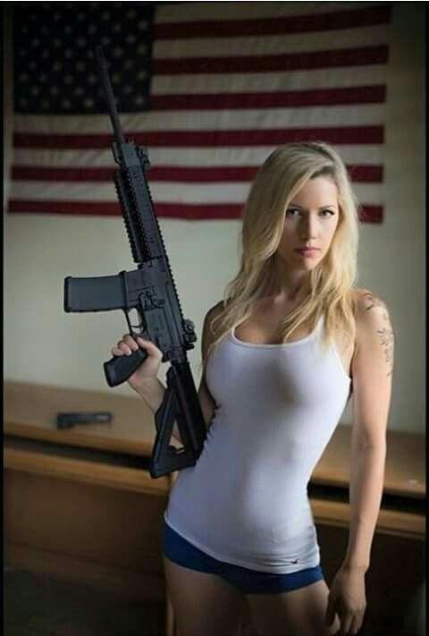 gun girl 12