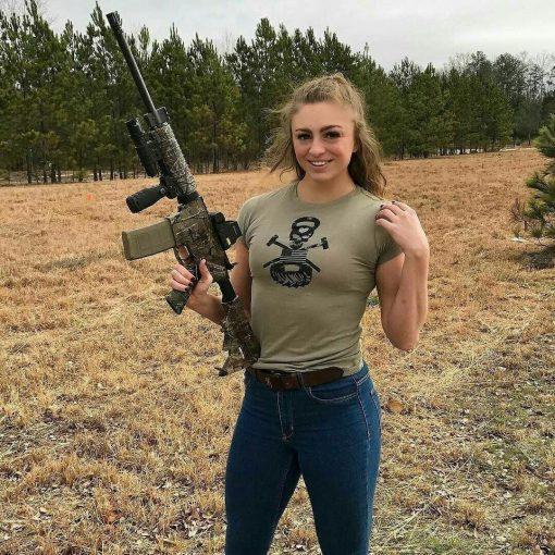 gun girl 21