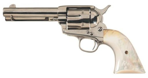 Army Colt Ivory Grips
